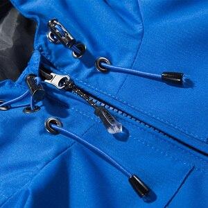 Image 5 - 2019 Homme מעיל גברים מעילים חדשים בתוספת גודל S 5XL מוצק צבע סלעית דק מעיל מעיל רוח windproof עמיד למים חיצוני גברים