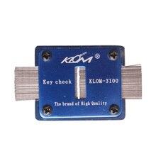 KLOM-3100 ключ проверить-способ проверки замок Палочки клавиша установки машины Запчасти измерения инструмент для ремонта автомобиля слесарь ...
