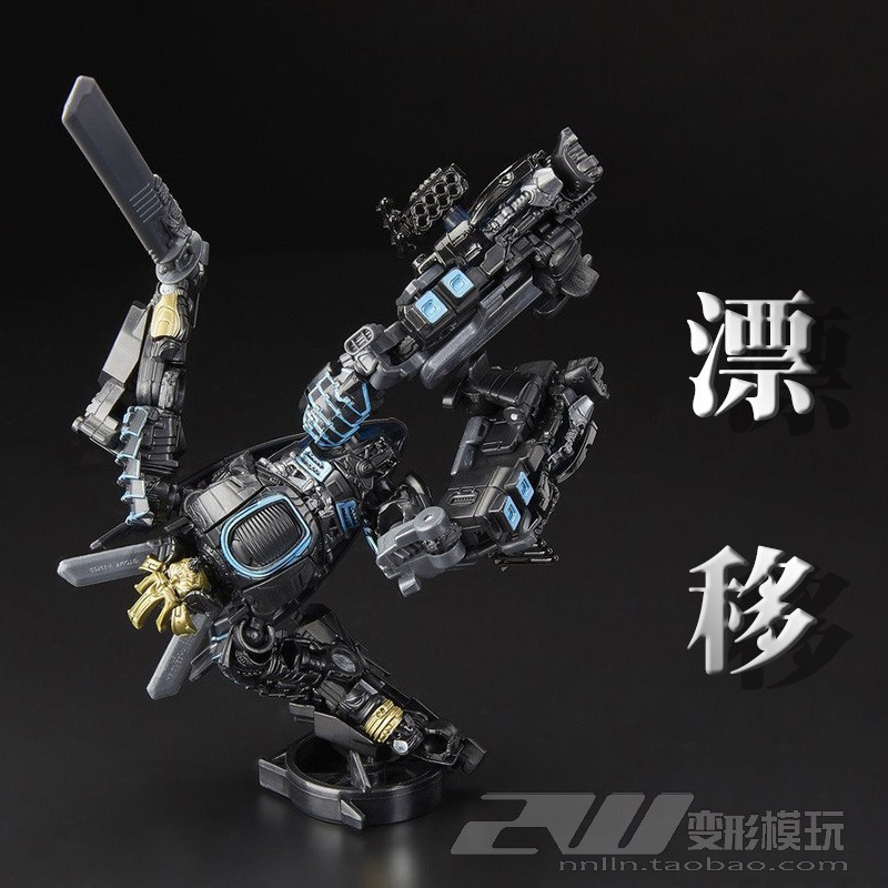 <font><b>Transformation</b></font> Studio Series Movie 10th Anniversary SS45 Class D drift <font><b>4</b></font> helicopter 3C Genuine PVC Action Figure Kits <font><b>Toys</b></font> image