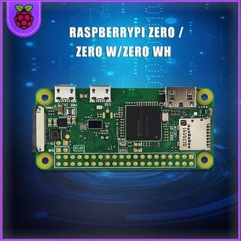 In stock Raspberry Pi ZERO/ ZERO W/ZERO WH wireless WIFE bluetooth board with 1GHz CPU 512MB RAM Raspberry Pi ZERO version 1.3 1