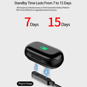 Image 2 - Bluetooth Headphone Sport Earphones M1 AI Smart Watch Heart Rate Monitor Smart Wristband Long Time Standby Fitness Bracelet