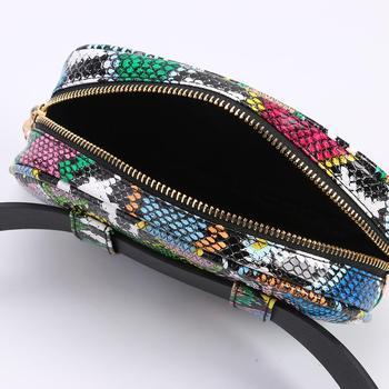 Colorful Zipper Belt Bag  5