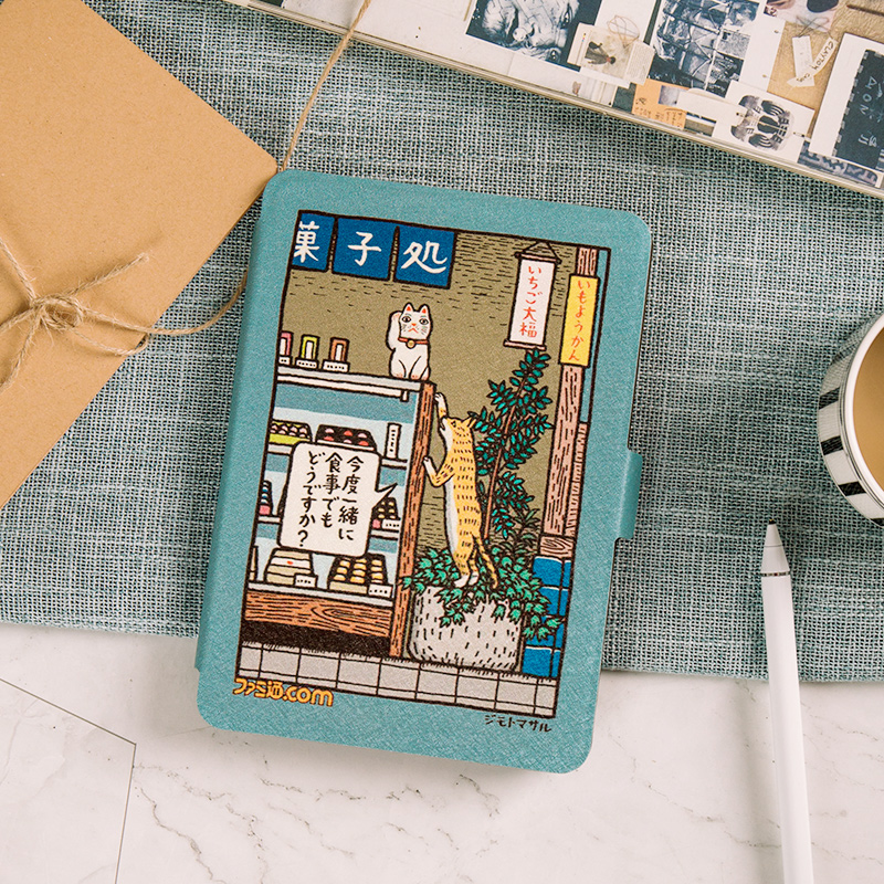 Japan style Magnet PU Flip Cover for Amazon Kindle Paperwhite 1 2 3 4 2018 449 <font><b>558</b></font> Case 6 inch Ebook Tablet Case Leather Case image