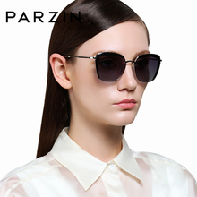 PARZIN kadın güneş gözlüğü Polarzied zarif bayan Vintage güneş gözlüğü kadınlar için sürüş gözlük Gafas De Sol Okulary