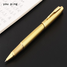 Pen Rollerball Golden Stationery-Supplies 066 Business Office School Student High-Quality