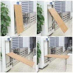 Многофункциональный Невидимый складной стол фурнитура для стен выдвижной скрытый столик разъем