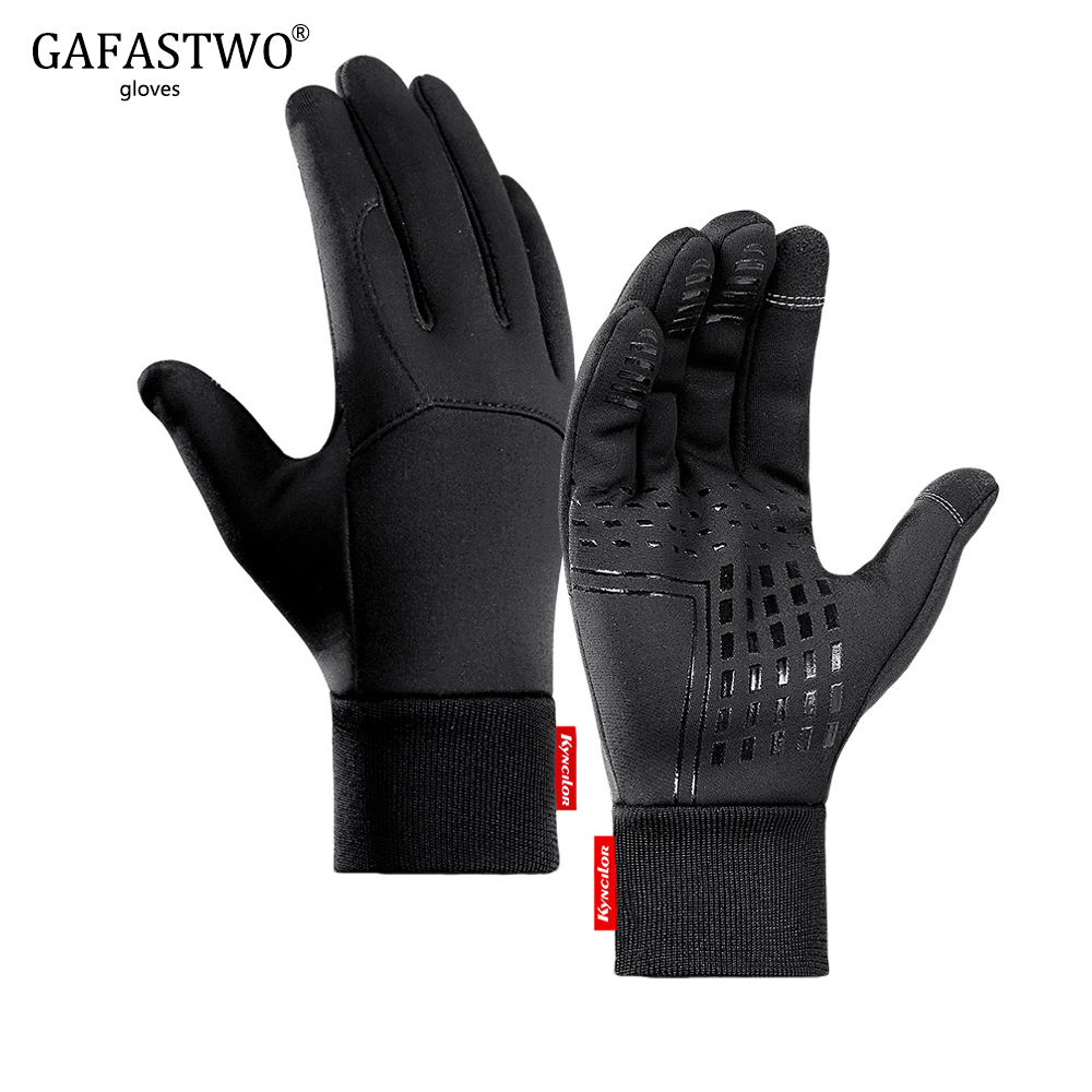 Autumn Winter Men Waterproof Warm Touch Screen Windproof Gloves Ladies Fashion Sports Outdoor Riding Women Ski Gloves