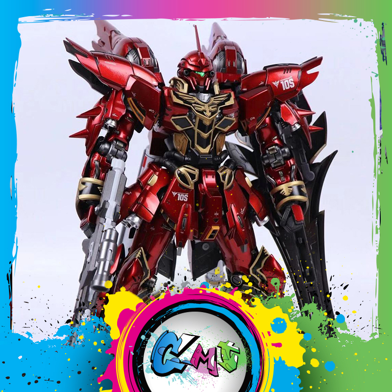 NEW MS-10S 1//100 Sinanju Alloy Model Action Figure Toy In Stock