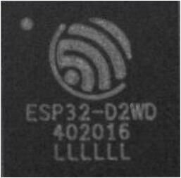 Esp32-d2wd Wi-Fi и Bluetooth два в одном чип со встроенной вспышки Dual Core 2 Мб