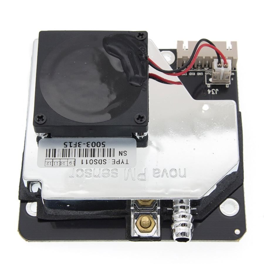 Image 5 - Nova PM sensor SDS011 High precision laser pm2.5 air quality detection sensor module Super dust dust sensors, digital outputlaser highsensor digitallaser 5 -