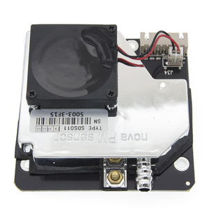 Image 5 - Nova PM sensor SDS011 High precision laser pm2.5 air quality detection sensor module Super dust dust sensors, digital output