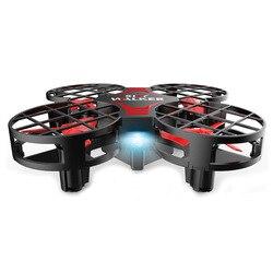H823h mini grade quadcopter não tripulado veículo aéreo mini avião de controle remoto brinquedo modelo zangão