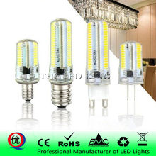 G4 LED Bulb AC220V AC DC 12V Warm/Cold White 3W 5W 9W 12W 15W 21W Chandelier Light 360 Beam Angle Replace 20W -100W Halogen Lamp(China)