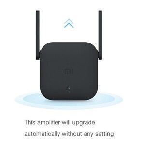 Image 3 - Oryginalny Xiaomi Mi WiFi Repeater Pro US Plug 300M wzmacniacz sieciowy ekspander Router Extender Roteador 2 antena