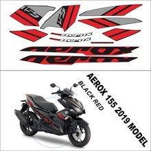 AEROX 155 модель финальная наклейка модификации мотоцикла Набор наклеек