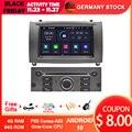 AVGOTOP Android 10 Автомобильная Мультимедийная система для PEUGEOT 407 Wifi GPS MP3 MP4 Автомобильная радионавигационная система