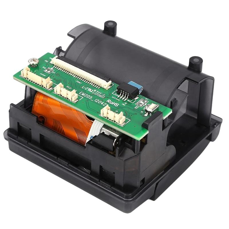 Goojprt Qr203 58Mm Micro-Mini Embedded Thermische Drucker Rs232 + Ttl Panel Kompatibel Eml203 für Erhalt Ticket Barcode