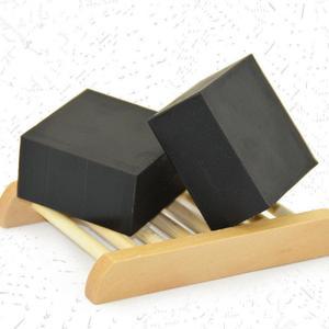 Мыло с бамбуковым углем для удаления черных точек, отбеливания кожи от акне, для поддержания упругости кожи и уменьшения морщин, 100 г.
