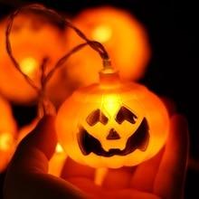 Halloween Pumpkin Lamp Hanging Lights Party Decor Decorative  JDH99