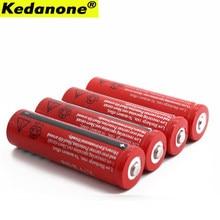 NEUE 18650 Lithium-ionen Batterie 3,7 V 4200 mAh Li-Ion Akku für LED Taschenlampe Akkus Accelerator