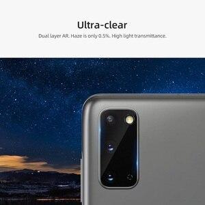 Image 3 - กล้อง leans ฝาครอบ NILLKIN 2 PACK กระจกนิรภัยกล้อง Protector สำหรับ Samsung Galaxy S20/S20 PLUS/S20 Ultra /S20 5G/A51/A71 ฝาครอบ