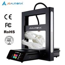 JGAURORA 3D Drucker A5 Aktualisiert A5S 3D Druck Maschine Extreme Hohe Genauigkeit Maschine Große Bauen Größe I3 DIY Kit FDM drucker
