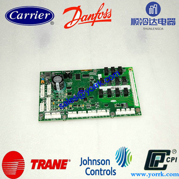 Chiller refrigeration application spare parts motherboard Carrier CEPL130346-01 control board