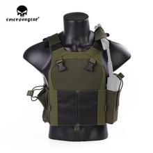 купить emersongear Emerson LV-MBAV PC Tactical Vest Plate Carrier Lightweight CS Wargame Military Training Protective Gear Body Armor онлайн