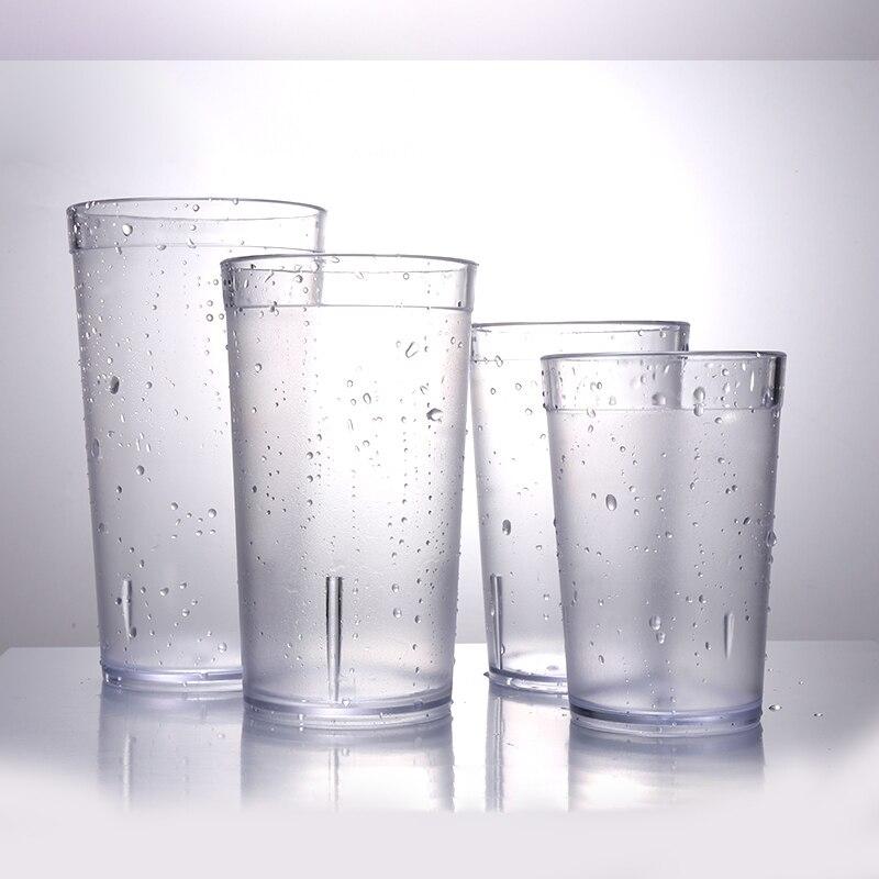 Restaurant-Quality Beverage Tumblers (3)