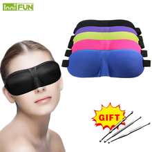 цена на Hot-selling Sleep Eye Mask 3D Soft Working Traveling Daily Portable Sleeping Resting Eyepatch