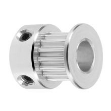 Aluminum Alloy Durable GT2 16T Teeth 5mm Bore Timing Belt Pulley Synchronous Wheel for 3D Printer