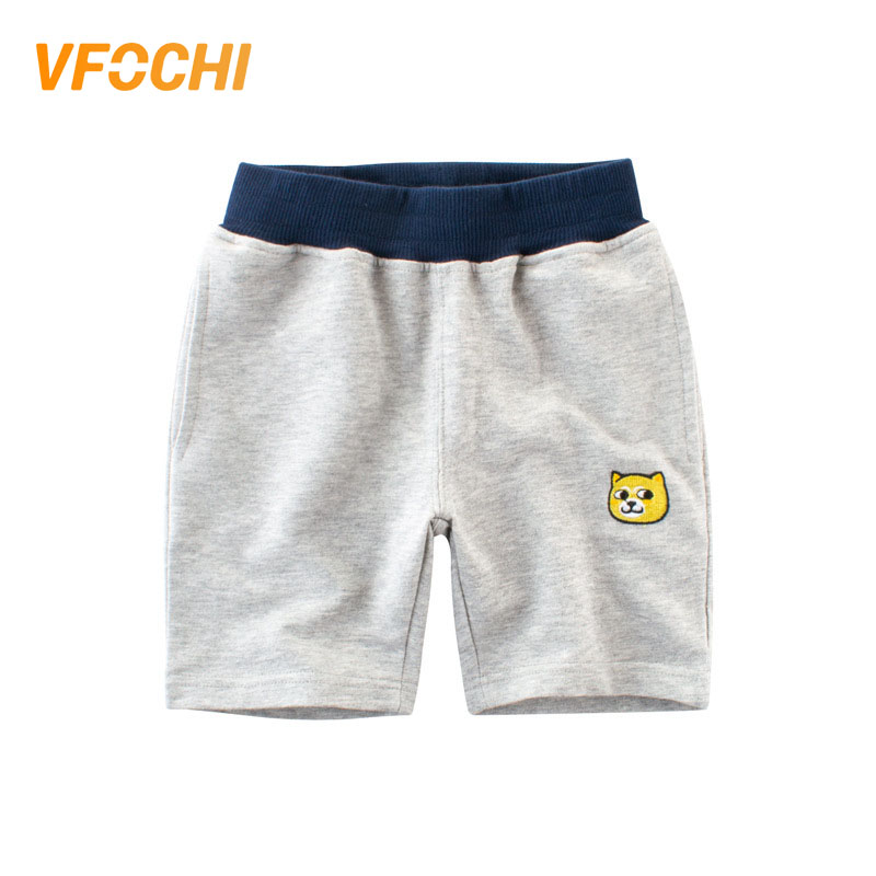 VFOCHI New Boys Shorts Trousers 2-10Y Summer Cute Children Sports Pants Beach Kids Short Motion