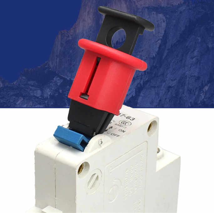 Przerywacz blokada elektryczna blokada bezpieczeństwa miniaturowy przełącznik powietrza blokada wyłącznika do izolacji zasilania pinout