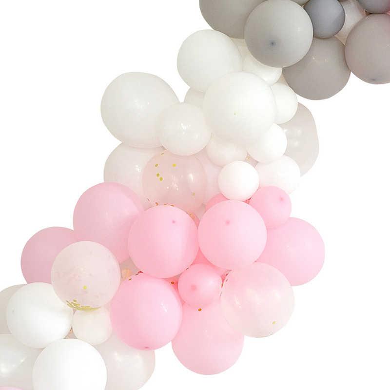 116 шт. Арка с воздушными шарами воздушные шары-гирлянды джунгли сафари вечерние шары из латекса комплекты воздушные шары для детского Душа одежда для свадьбы, дня рождения украшения