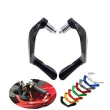Motorcycle Handlebar Brake Clutch Levers Protector Guard for Yamaha R3 R25 Yzf R1 R6 Handle Bar Moto Parts Bike CNC Aluminum