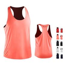 Jacket Singlet Compression-Shirt Running-Vest Bodybuilding Sleeveless Men Clothing Tops