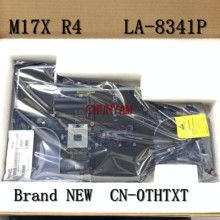 M17X Dell Alienware New for Cn-0thtxt/Thtxt/Mainboard/100%tested LA-8341P R4 Brand-New