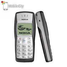 Entsperrt NOKIA 1100 Klassische Handy GSM 900/1800 Unterstützung Multi-Sprache Verwendet Handys