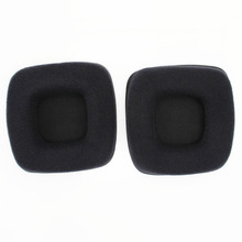 Soft Earphone Ear Pads Replacement For Razer Banshee Starcraft II Gaming Headset Headphones Earpads Sponge Soft Foam Cushion Eh# 10pcs replacement 50mm earphone ear pads earpads sponge soft foam cushion headphone headset cover cap