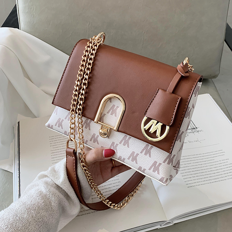 с доставкой Small PU Leather Crossbody Bags for Women 2020 Chain Shoulder Handbags Women's Trend Classic Branded Hand Bag