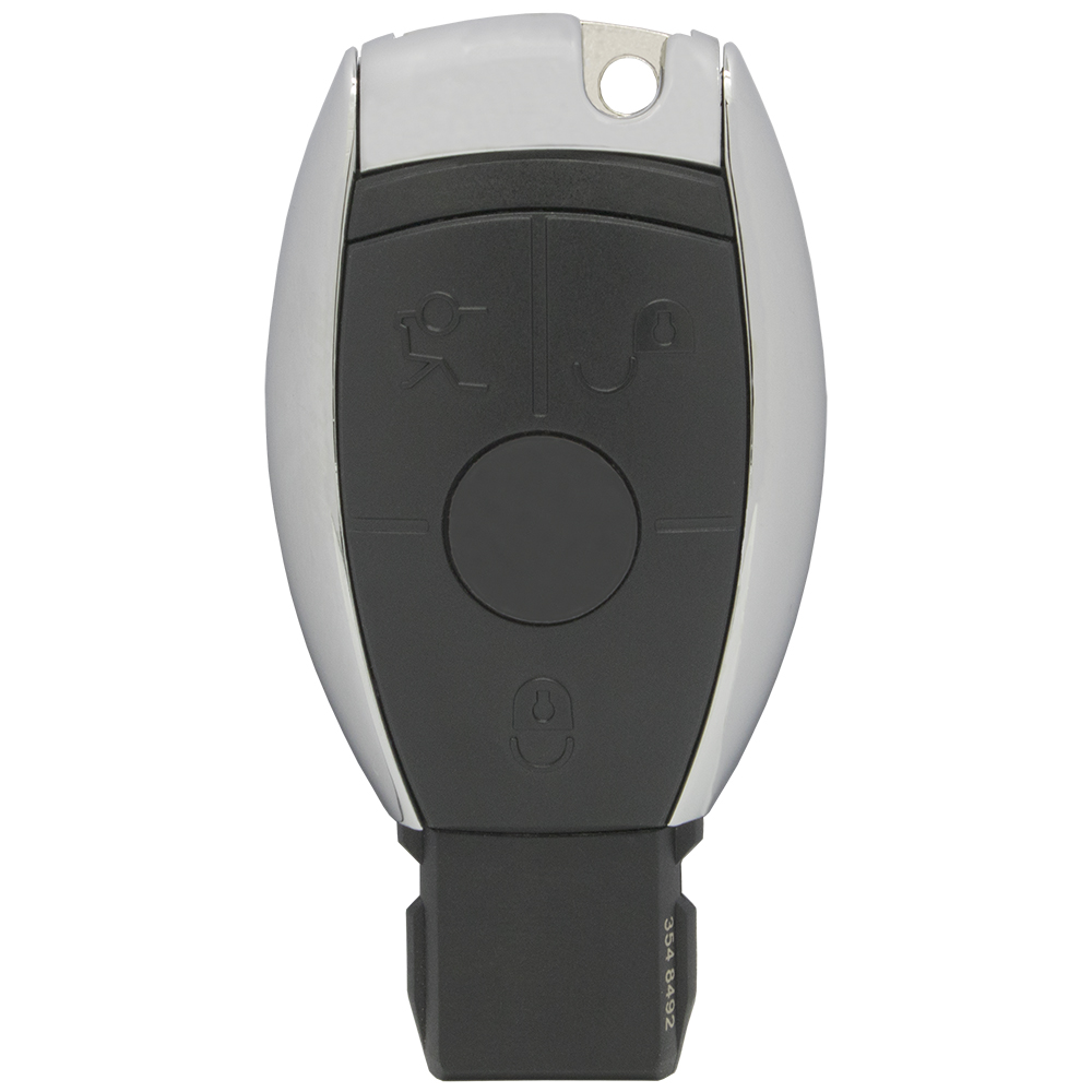 WhatsKey 3 Button Remote Car <font><b>Key</b></font> Shell Fob Case Cover For <font><b>Mercedes</b></font> For Benz C E S CLS W204 W202 W212 W211 <font><b>W203</b></font> W205 image