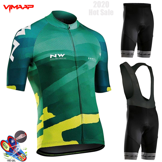 2019 verão de secagem rápida conjunto camisa de ciclismo mtb estrada bicicleta ciclismo roupas respirável mountain bike ciclismo conjunto 1