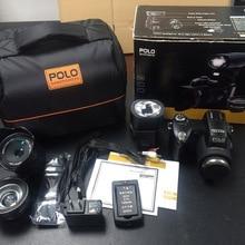 PROTAX/polo Digital Camera 3.0 13MP FHD SLR Half-Professional 24x Telephoto Wide