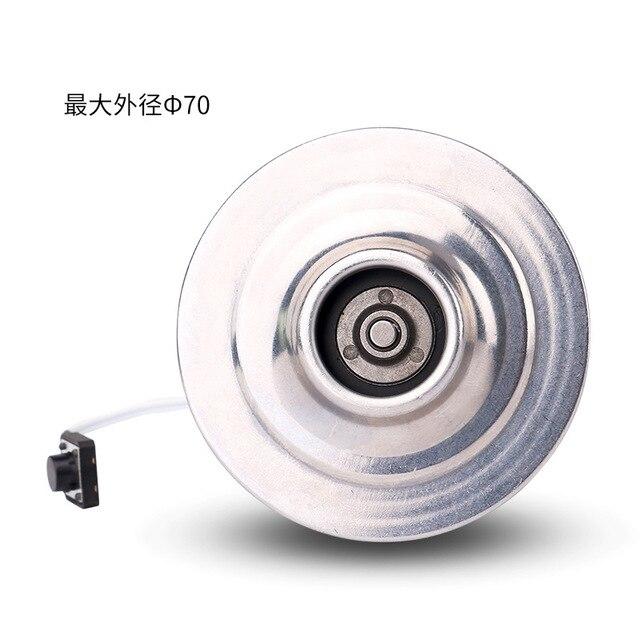 Elektrikli süpürge fırçasız Motor DC 12V 24V yüksek güç hız dijital Motor 130,000 Rpm Ultra yüksek hızlı yeni ürün