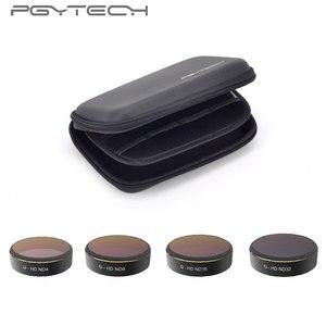 Image 5 - Phantom 4 PRO Filtro de lente PGYTECH MCUV CPL ND4/8/16/32/64 HD lentes filtros Kit accesorios para DJI Phantom 4 PRO Drone Quadcopter