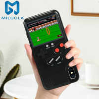Affichage Polychrome 36 Jeu Classique coque de téléphone Pour 11 Pro X XS Max XR 6 6S 7 8 Plus Gameboy Housse Pour P20 Samsung S10 Cas