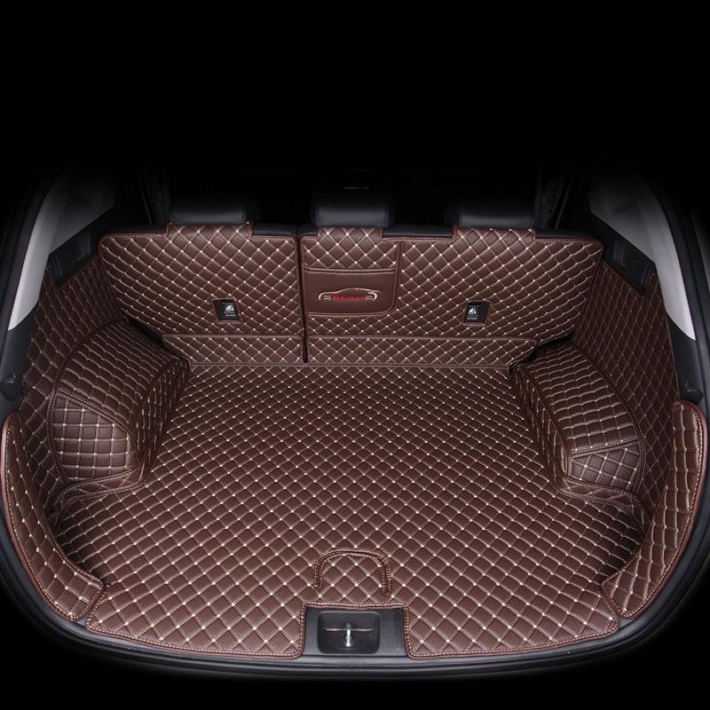 Car-Trunk-Mat Liner-Accessories Interior-Boot Hyundai Tucson Cargo for Suv
