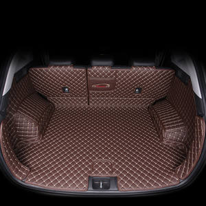 Car-Trunk-Mat Liner-Accessories Interior-Boot Cargo Hyundai Tucson for Suv