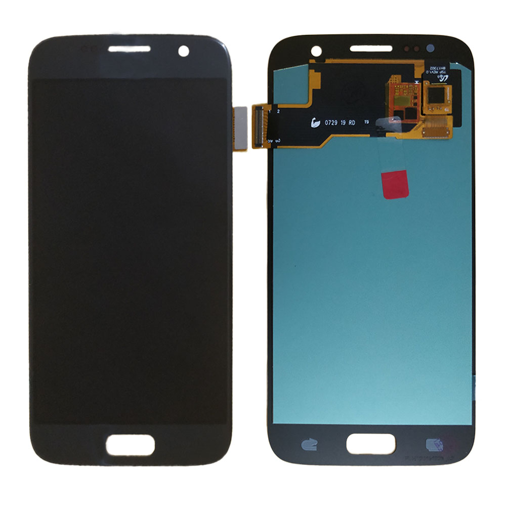 G930 AMOLED <font><b>LCD</b></font> For <font><b>Samsung</b></font> <font><b>Galaxy</b></font> <font><b>S7</b></font> G930F <font><b>LCD</b></font> Display Touch Screen Digitizer Assembly <font><b>with</b></font> <font><b>frame</b></font> G930T G930A G930V <font><b>LCD</b></font> <font><b>frame</b></font> image