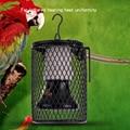 E27 Pet нагревательная лампа для черепаха, Змея Ящерица инфракрасный Керамика излучатель тепла светильник 50W/75W/100W лампа для рептилий свет для рептилии светильник штепсельная вилка европейского стандарта